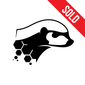 honey badger logo