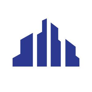 abstract city company logo